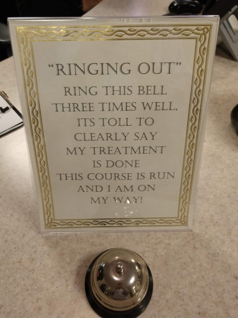 Ringing Out